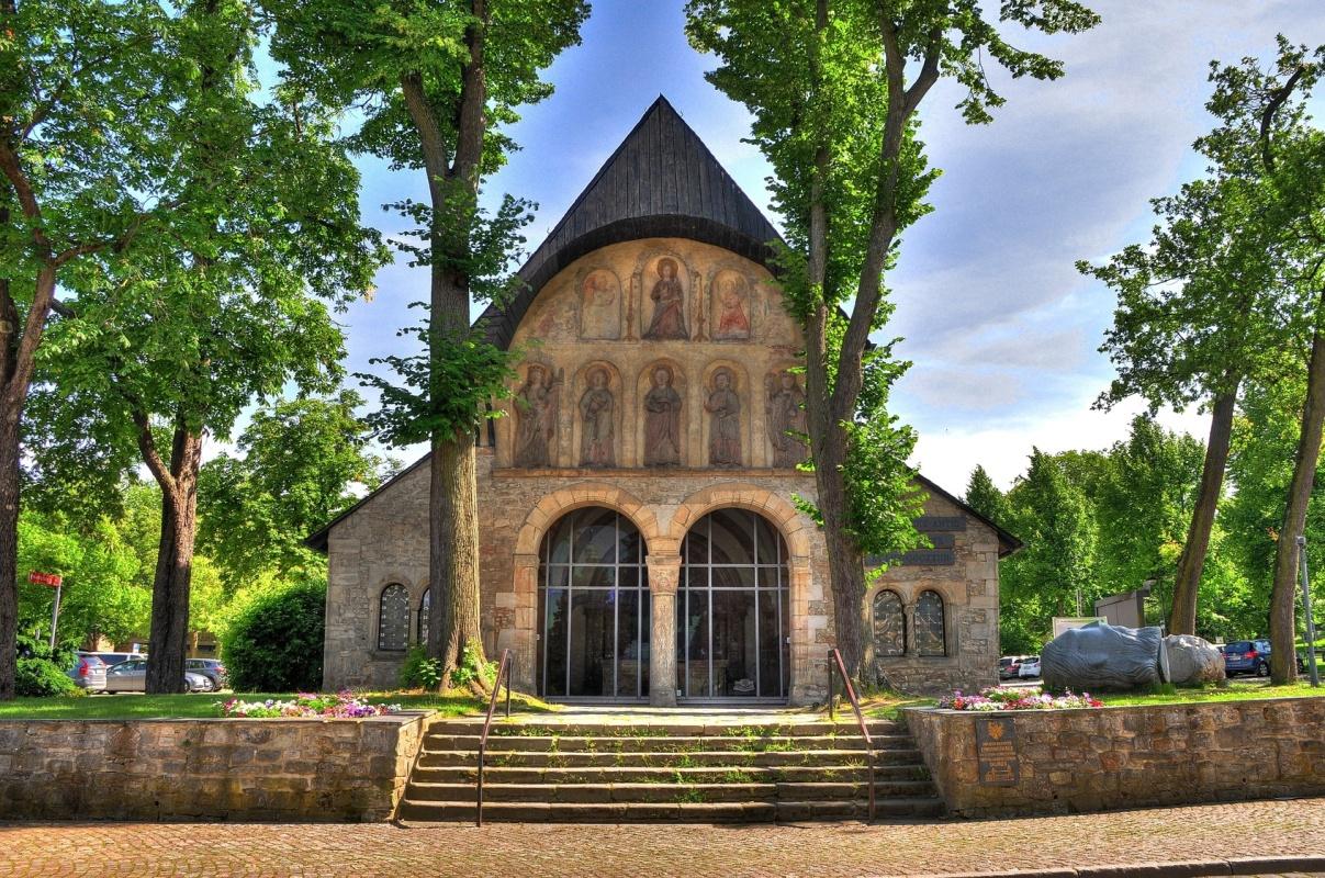 Domvorhalle der Kaiserpfalz, Goslar