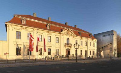 Jüdisches Museum Berlin, Außenansicht