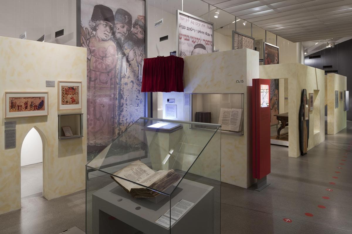 Jüdisches Museum Berlin, Welt von Aschkenas
