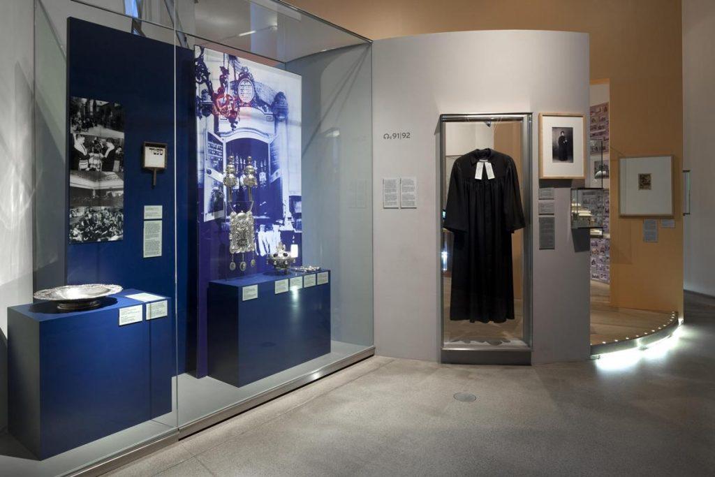 Jüdisches Museum Berlin, Modernes Judentum
