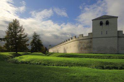LVR-Archäogischer Park Xanten, Stadtmauer