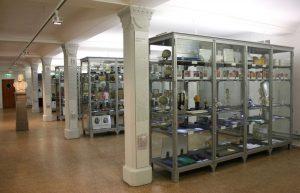 Das Berliner Medizinhistorische Museum der Charité, Präparatesaal