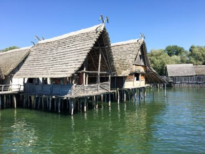 Pfahlbauten am Bodensee