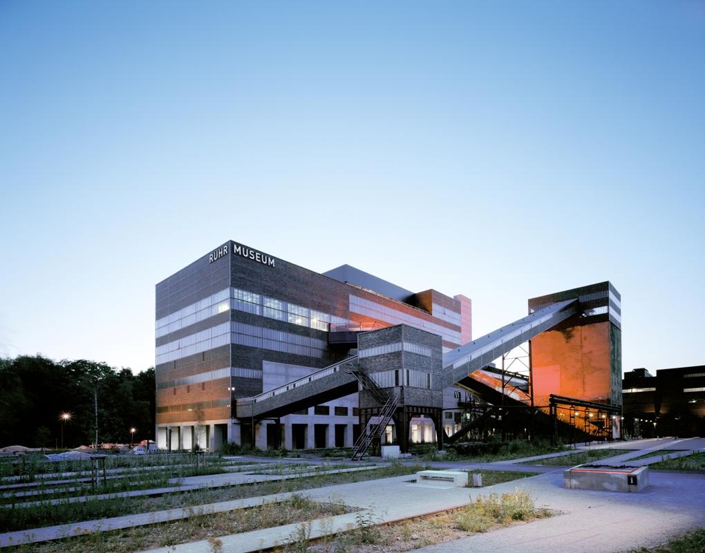Ruhr Museum auf Zollverein