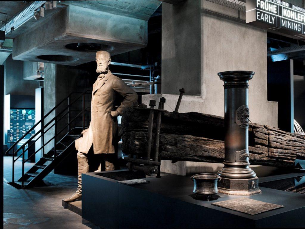 Ruhr Museum, Dauerausstellung 6m-Ebene, Anfänge