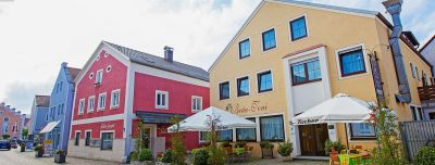 Sie sehen hier das Hotel-Restaurant Zum Bräu Toni in Dietfurt