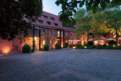 Die Mühle am Schlossberg