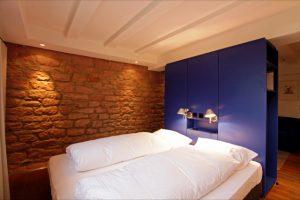 Zimmeransicht Doppelzimmer Mühle am Schlossberg