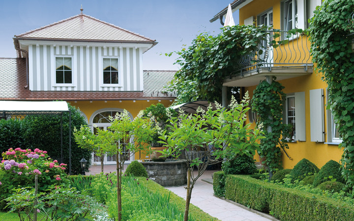 Hotel Villino in Lindau am Bodensee