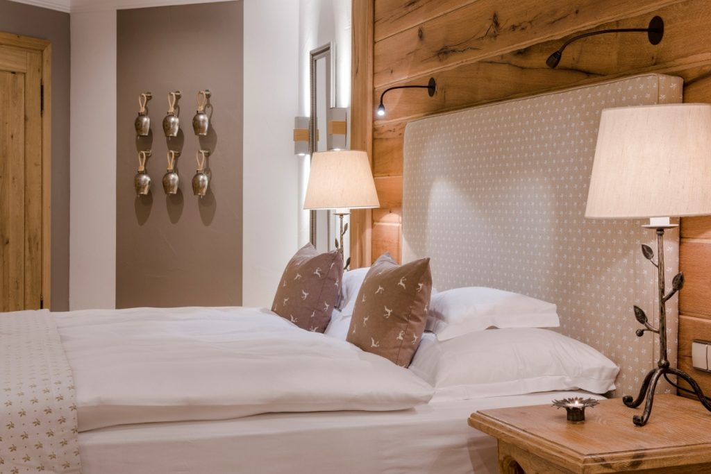 Zimmer im Hotel Sonnenalp in Ofterschwang im Allgäu