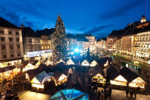 Christkindlmarkt am Hauptplatz, Graz - Weihnachtsmärkte in Österreich