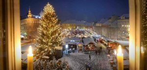 Christkindlmarkt Klagenfurt - Weihnachtsmärkte in Österreich