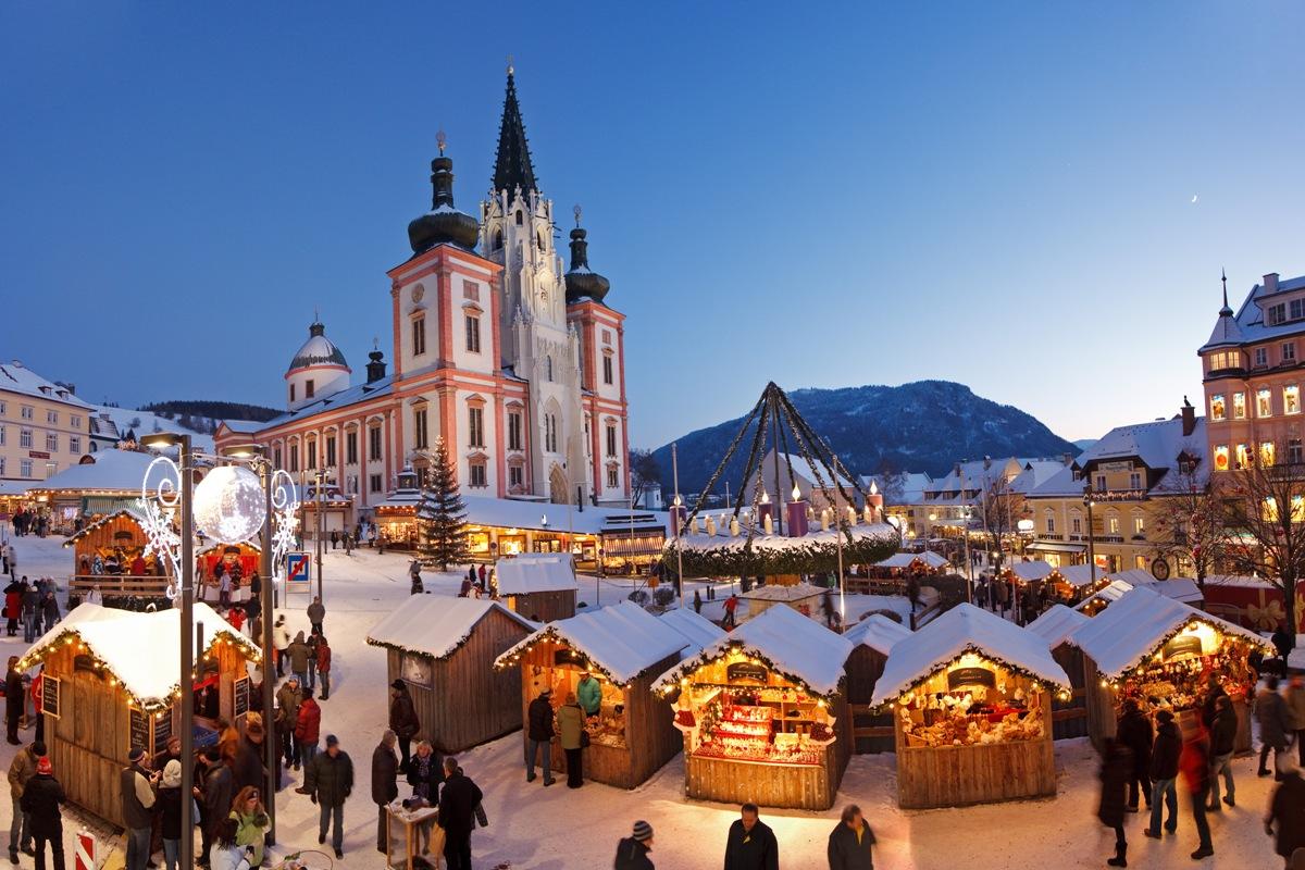 Mariazeller Advent - Weihnachtsmärkte in Österreich