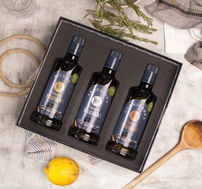 Olivenöl-Geschenkset