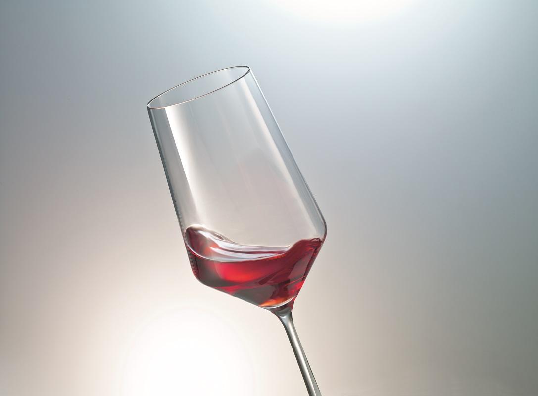 Rotweinglas aus der Reihe PURE von Zwiesel