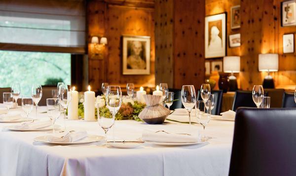Gastronomie im Hotel am Schlossgarten Stuttgart