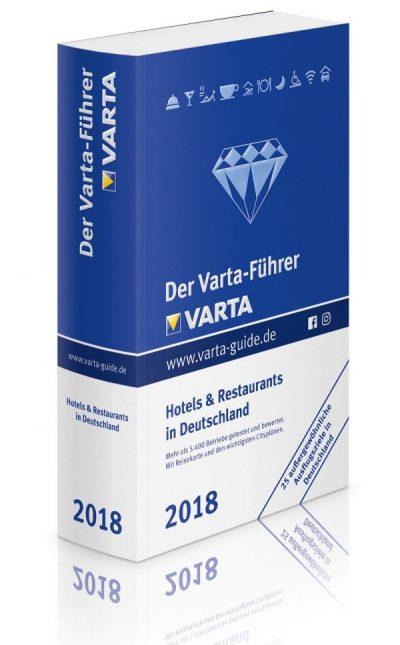 Varta-Führer 2018 - Buchausgabe