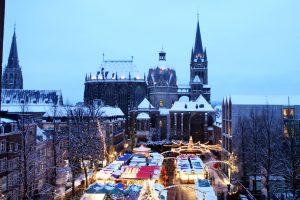 Weihnachtsmarkt Aachen -Weihnachtsmärkte