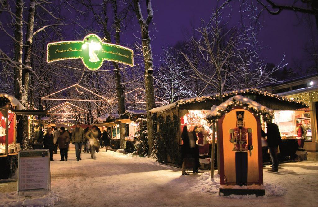 Christkindelsmarkt Baden-Baden - Weihnachtsmärkte