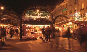 Weihnachtsmarkt Bern