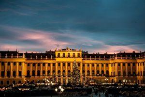 Weihnachtsmarkt Schönbrunn - Weihnachtsmärkte in Österreich