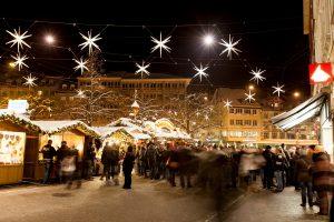 Weihnachtsmarkt St. Gallen