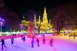 Wiener Weihnachtstraum, Eistraum