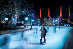 Oh, wunderbar - zauberhafte Winterwelt in Wolfsburg