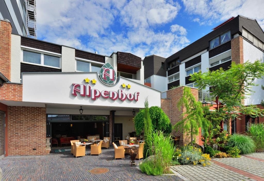 Ringhotel Alpenhof in Augsburg