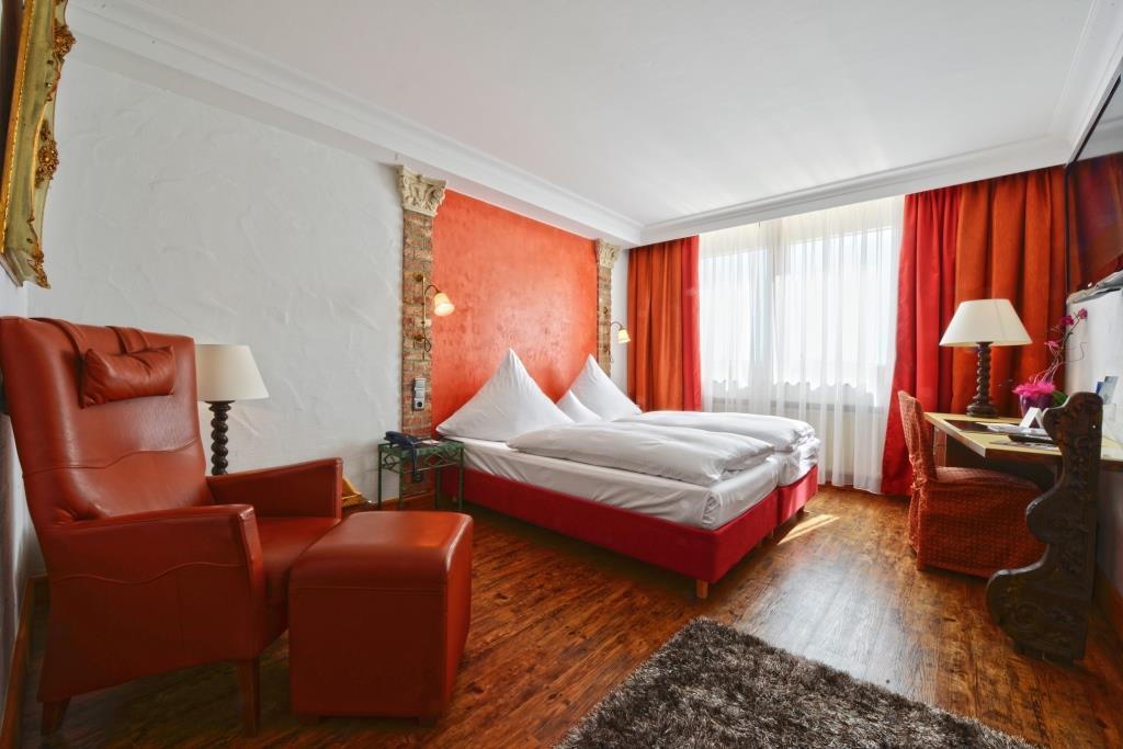 Doppelzimmer Burgfeuer im Alpenhof Hotel