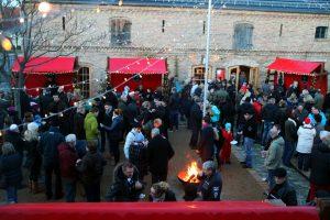 3. Rittmeisters Weihnachtsmarkt in Werder