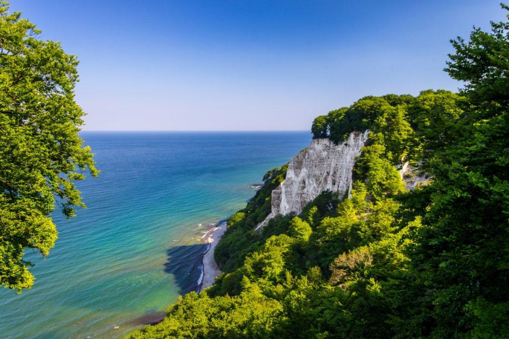 Der Königsstuhl auf Rügen, beeindruckende Orte