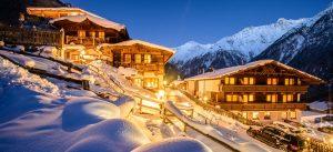 Grünwald Resort Sölden - Chalet-Hotels
