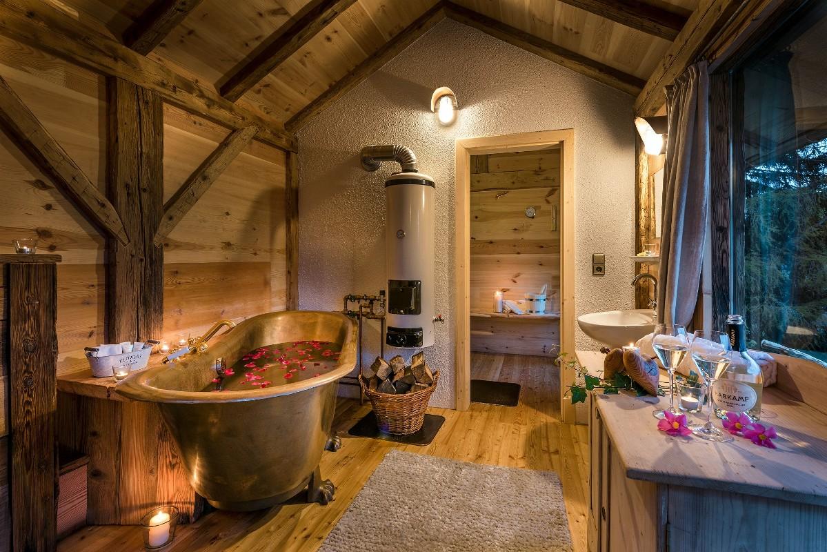 Bergchalet Landgut Moserhof - Chalet-Hotels