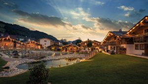 Die schönsten Chalet-Hotels im Alpenraum