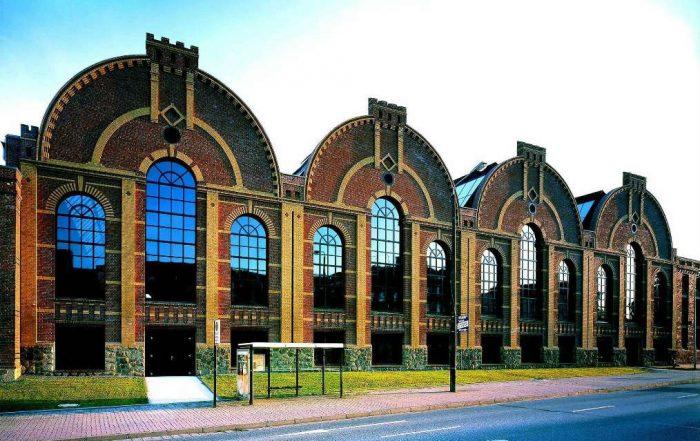 Fassade Industriemuseum