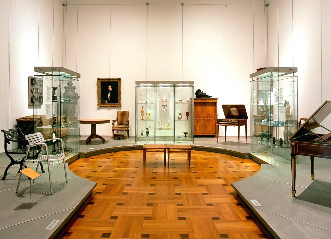 Museum für Angewandte Kunst Köln. Historische Sammlung