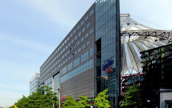Das Museum für Film und Fernsehen im Filmhaus am Potsdamer Platz Berlin 2012