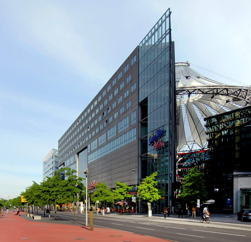 Das Museum für Film und Fernsehen im Filmhaus am Potsdamer Platz Berlin 2012, Deutsche Kinemathek