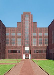 Das Red Dot Design Museum in Essen