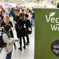 Veggie World am 07.10.2017 in München