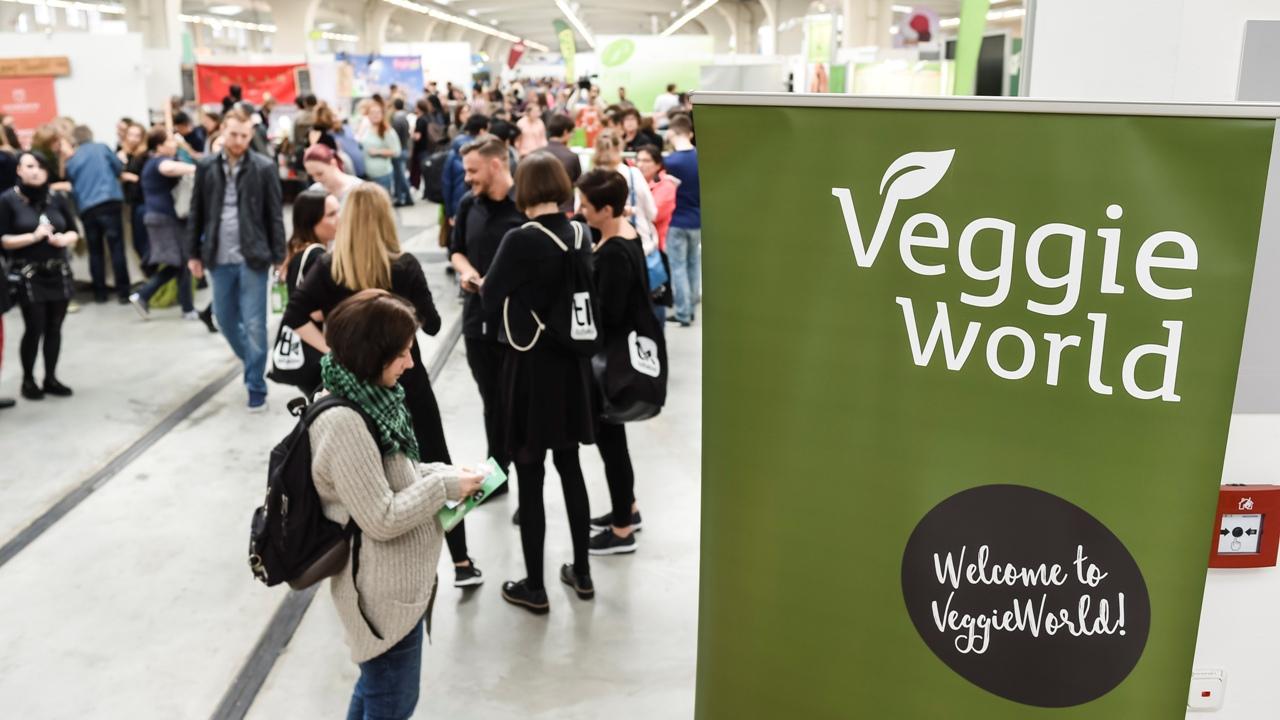 Veggie World am 07.10.2017 in München
