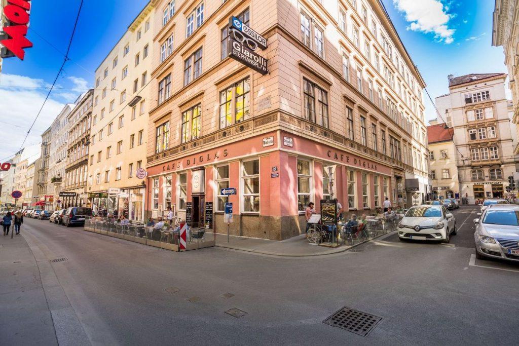 Café Diglas - Kaffeehäuser Wien