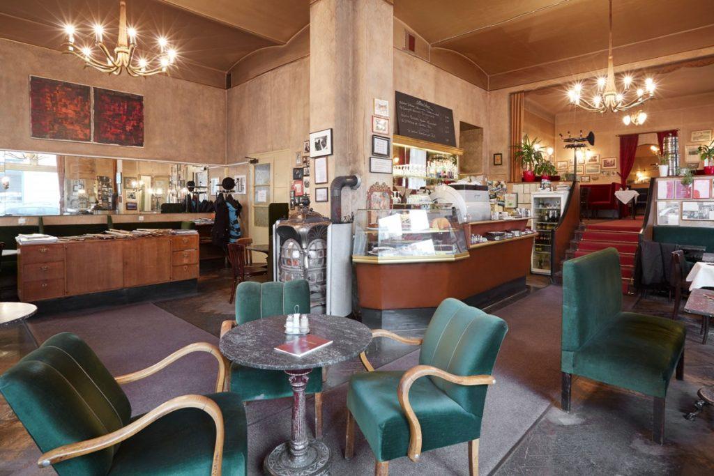 Café Jelinek - Kaffeehäuser Wien