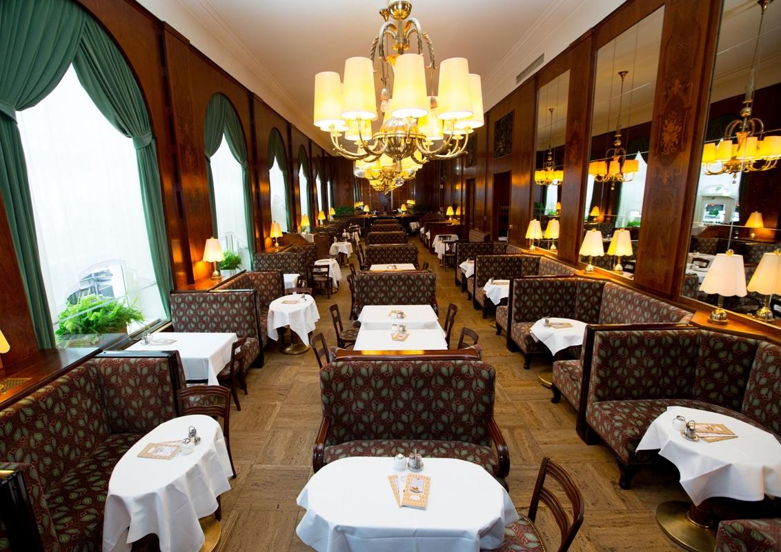 Café Landtmann - Kaffeehäuser Wien