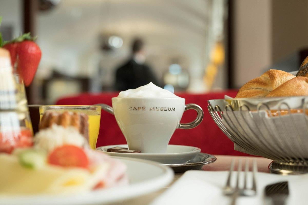 Café Museum - Kaffeehäuser Wien