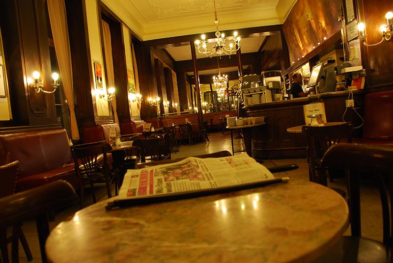 Cafe Ritter - Kaffeehäuser Wien