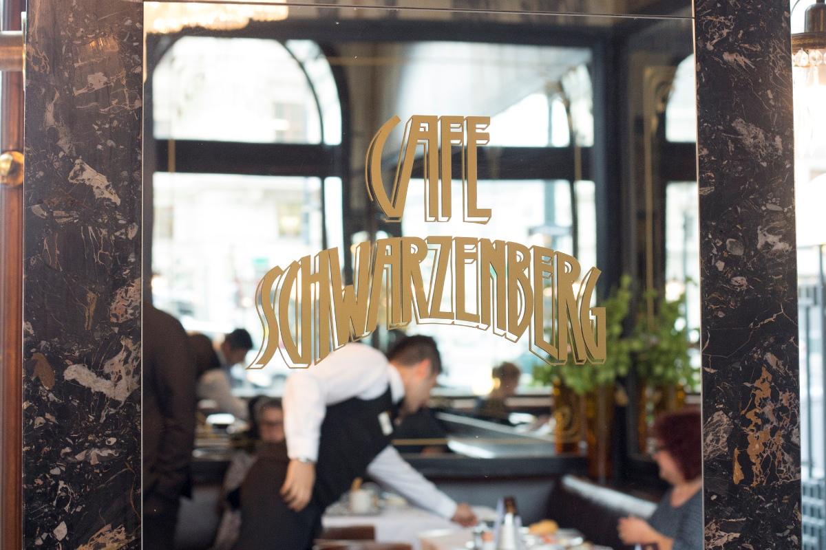 Café Schwarzenberg © Gourmet