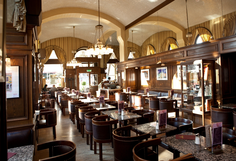 Café Schwarzenberg - Kaffeehäuser Wien