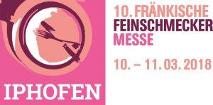 Fränkische Feinschmeckermesse Iphofen Logo